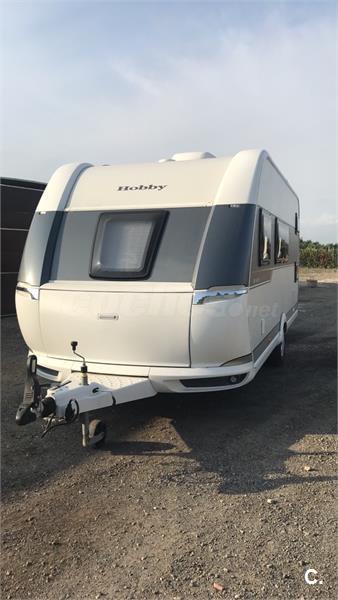 Caravana Hobby nueva