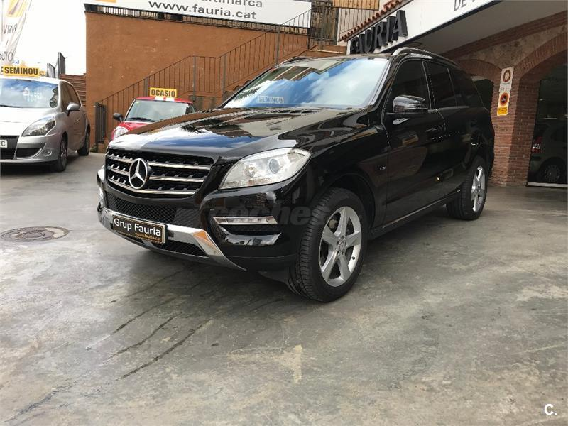 MERCEDES-BENZ Clase M ML 250 BlueTEC 4MATIC Edition 1 5p.
