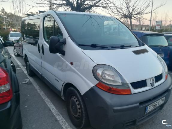 RENAULT Trafic 2.5DCI140 Generation Expression 4p.