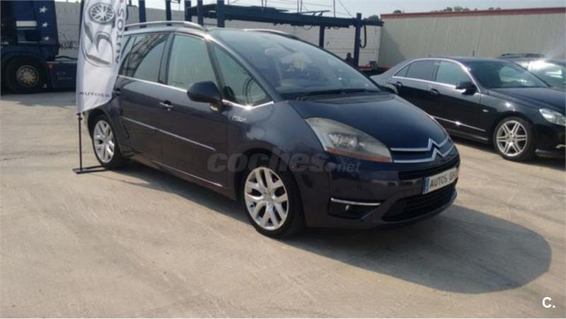 CITROEN Grand C4 Picasso 2.0 HDi CMP Exclusive Plus 5p.