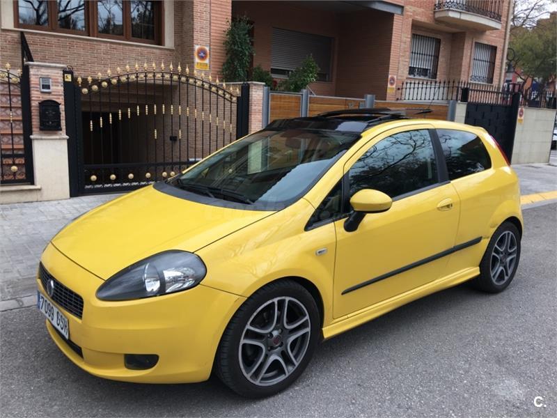 FIAT Grande Punto 1.3 Multijet 16v 90 Sport 3p.