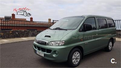 HYUNDAI H1 Van 2.5 CRDi VGT Top 6 plazas