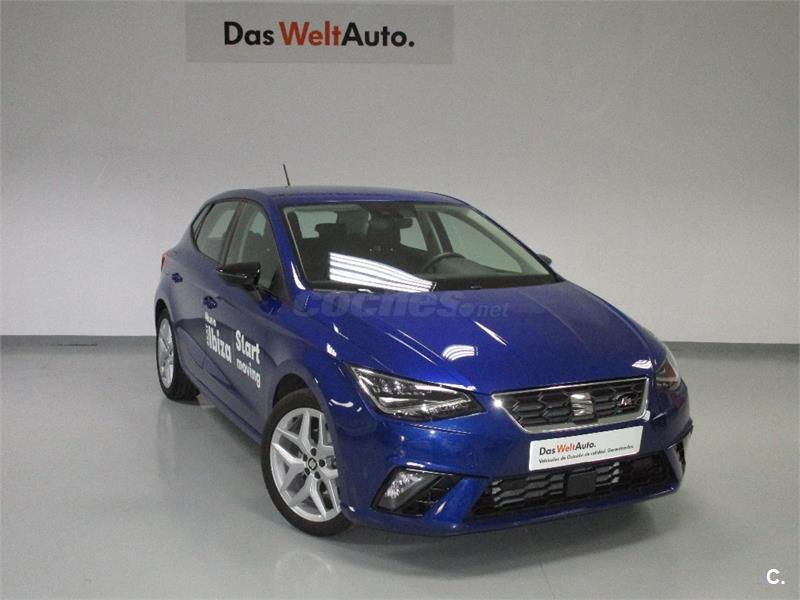 SEAT Ibiza 1.0 EcoTSI 85kW 115CV FR 5p.
