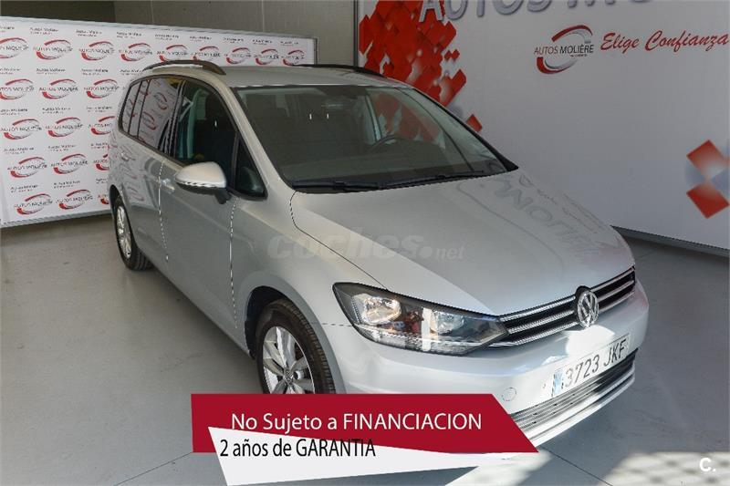 VOLKSWAGEN Touran Advance 1.6 TDI BMT 5p.
