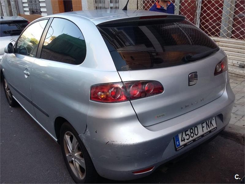 SEAT Ibiza 1.6 16v 105cv Reference 3p.