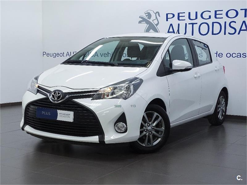 TOYOTA Yaris 1.0 70 City 5p.