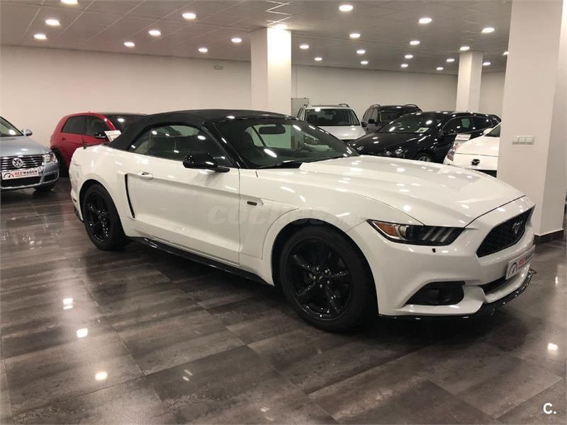 FORD Mustang 5.0 TiVCT V8 418cv Mustang GT A.Conv. 2p.