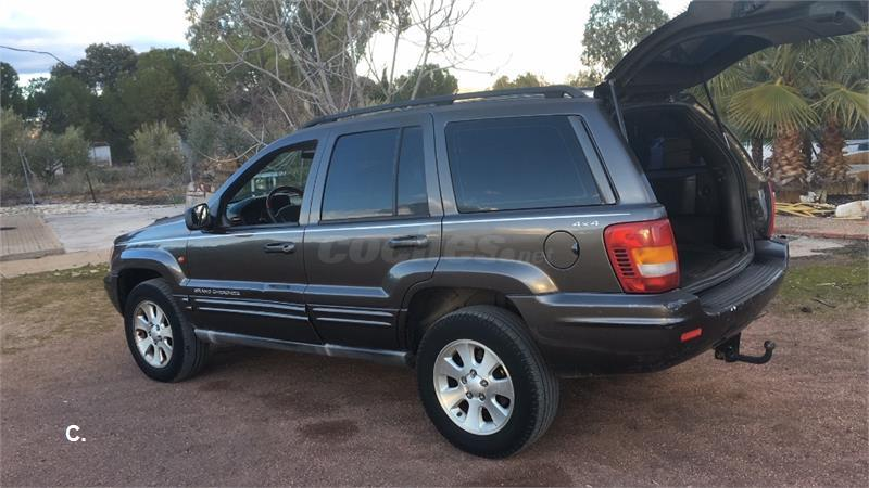 JEEP Grand Cherokee 4.7 V8 LIMITED 5p.