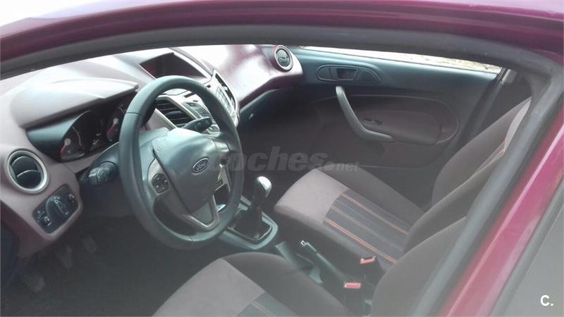 FORD Fiesta 1.6 TDCi Trend 5p.