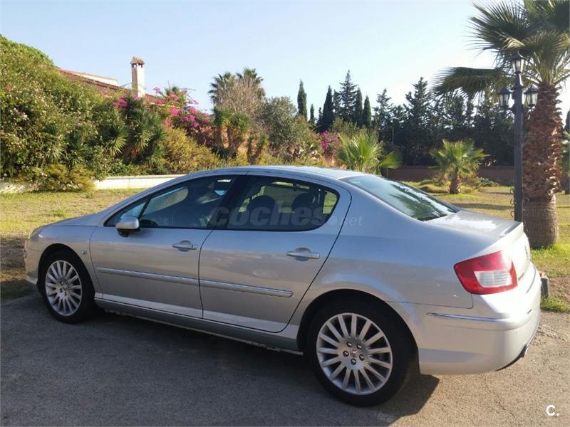 PEUGEOT 407 Premium 3.0 V6 24v 211cv Automatico 4p.