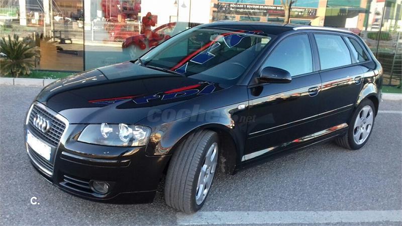 AUDI A3 Sportback 2.0 TDI Attraction 5p.