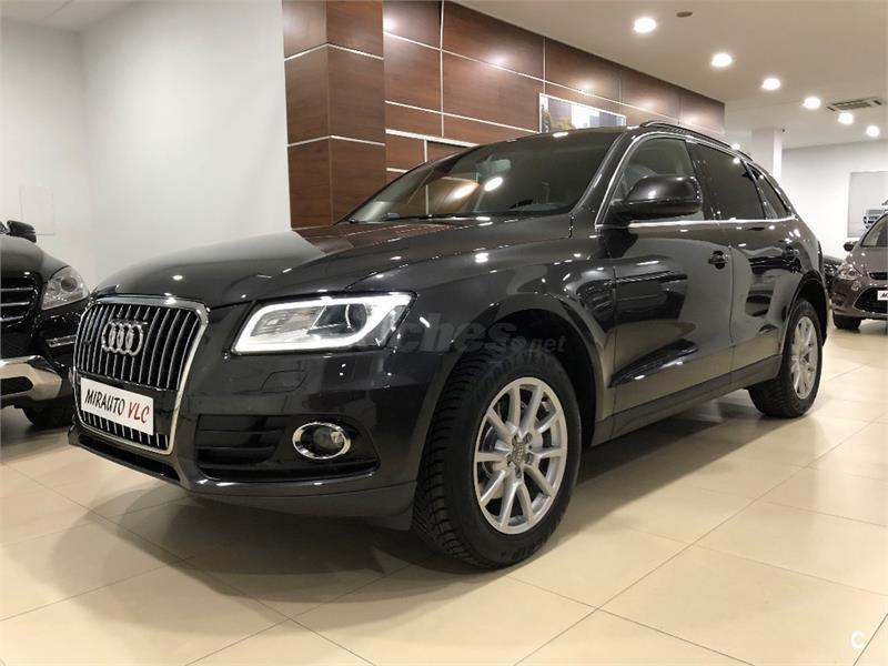 AUDI Q5 2.0 TDI 177cv quattro Stronic Attraction 5p.