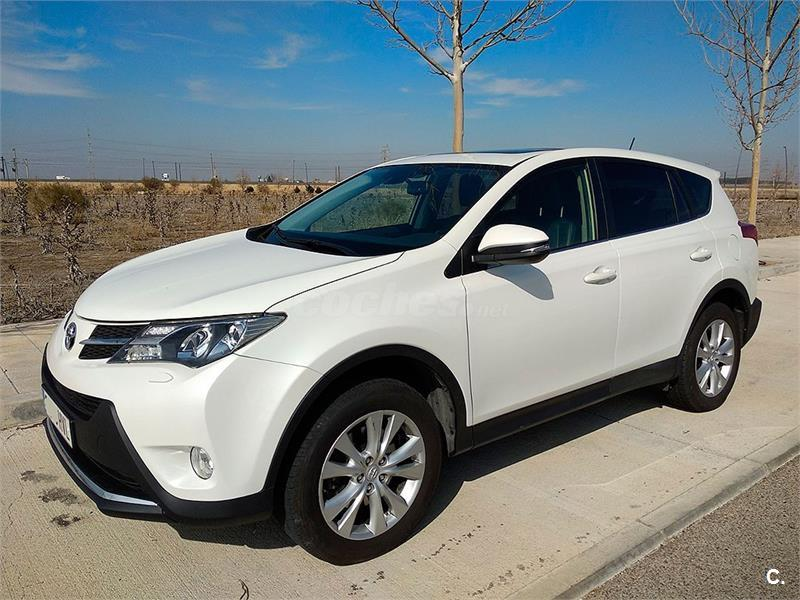 TOYOTA Rav4 150 MultiDrive AWD Executive 5p.