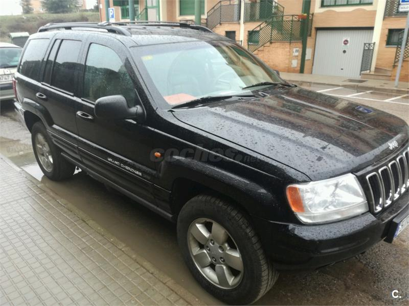JEEP Grand Cherokee 3.1 TD LIMITED 5p.