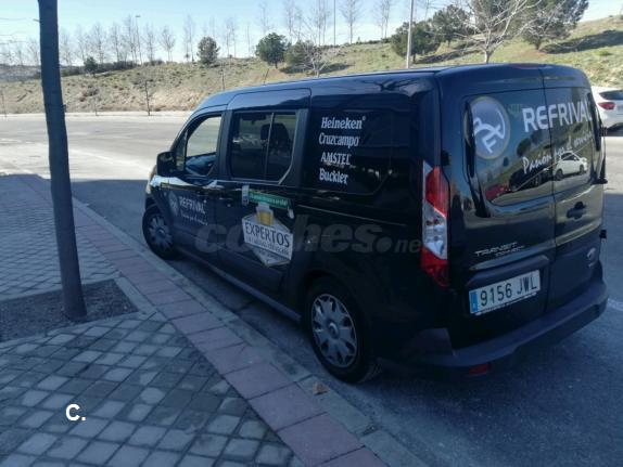 FORD Transit Connect Kombi 1.5 TDCi 74kW SS Trend 220 L1 AT 5p.