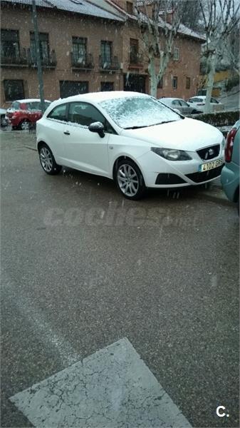 SEAT Ibiza SC 1.4 TDI 80cv Ecomotive DPF 3p.