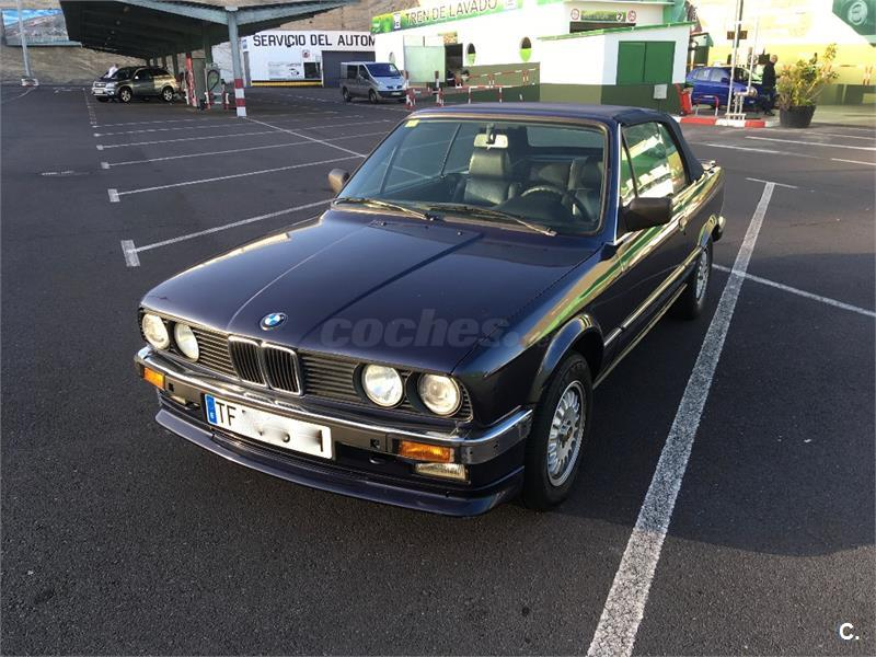BMW Serie 3 320I CABRIOLET AUT. 2p.
