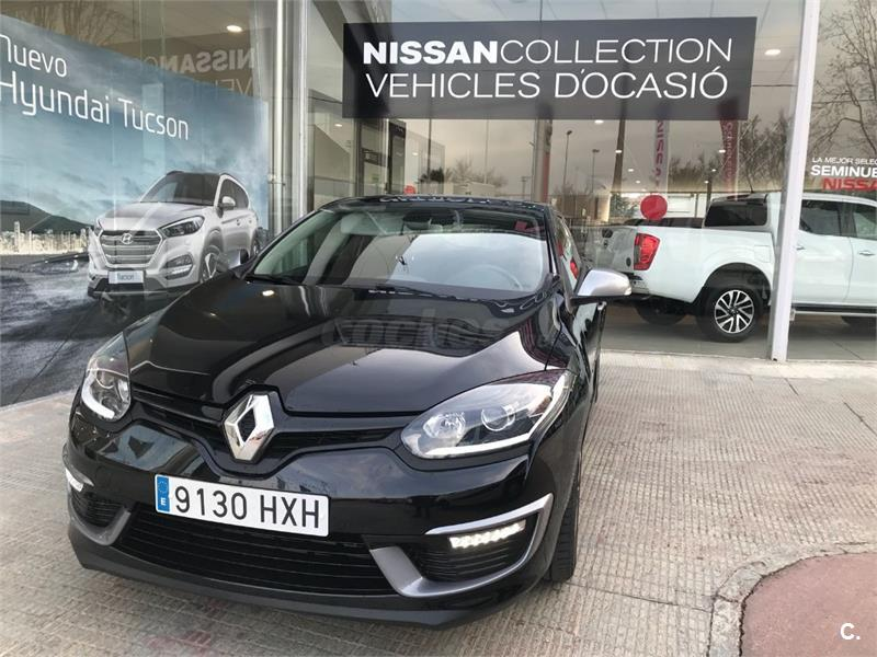 RENAULT Megane Coupe GT Style Energy Tce 115 SS 3p.