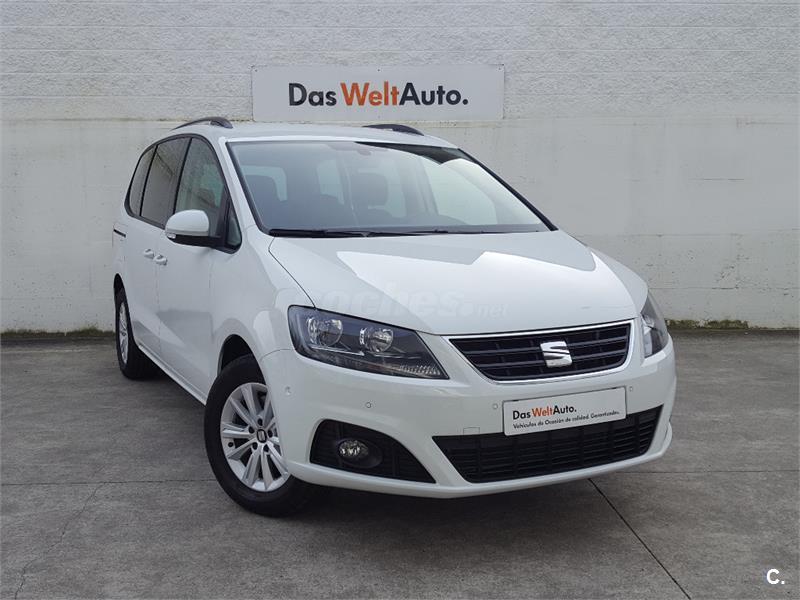 SEAT Alhambra 2.0 TDI 110kW 150CV Eco SS Style Adv 5p.