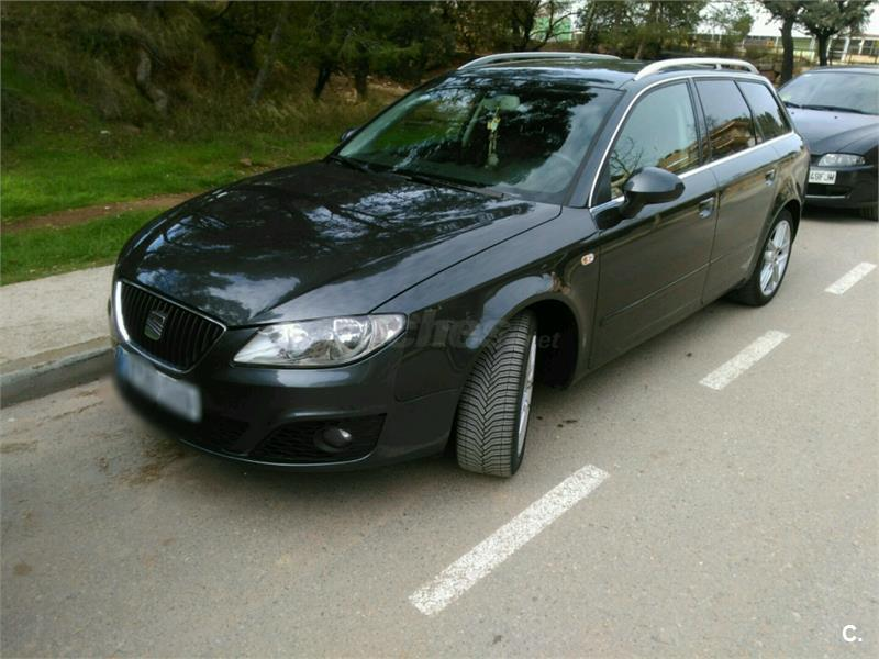 SEAT Exeo ST 2.0 TDI CR 120 CV DPF Style 5p.