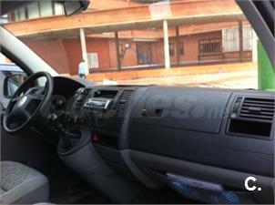 VOLKSWAGEN Transporter Furgon Corto T.Medio 1.9 TDI 102cv 2.8T 4p.