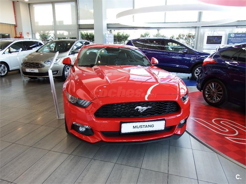 FORD Mustang 2.3 EcoBoost 231kW Mustang Fastback 2p.