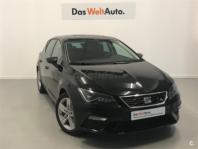 SEAT Leon 2.0 TDI 110kW DSG6 StSp FR Plus 5p.
