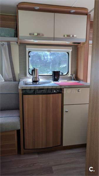 Caravana Weinsberg 450 FU