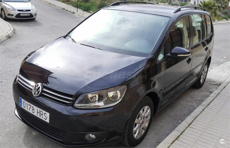 VOLKSWAGEN Touran 1.6 TDI 105cv Advance Bluemotion Tech 5p.