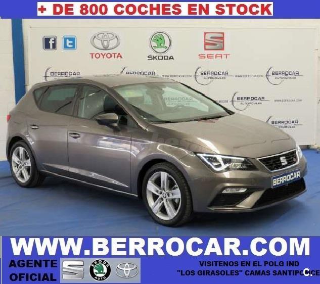 SEAT Leon 2.0 TDI 110kW 150CV StSp FR Plus 5p.
