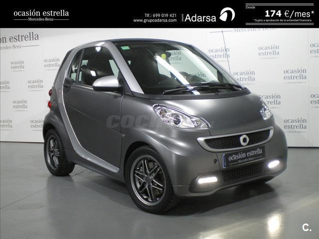 SMART fortwo Coupe 52 mhd Grey Matt Collection 3p.