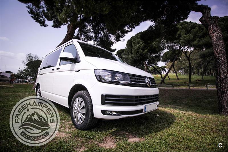 Volkswagen Transporter T6 Camper