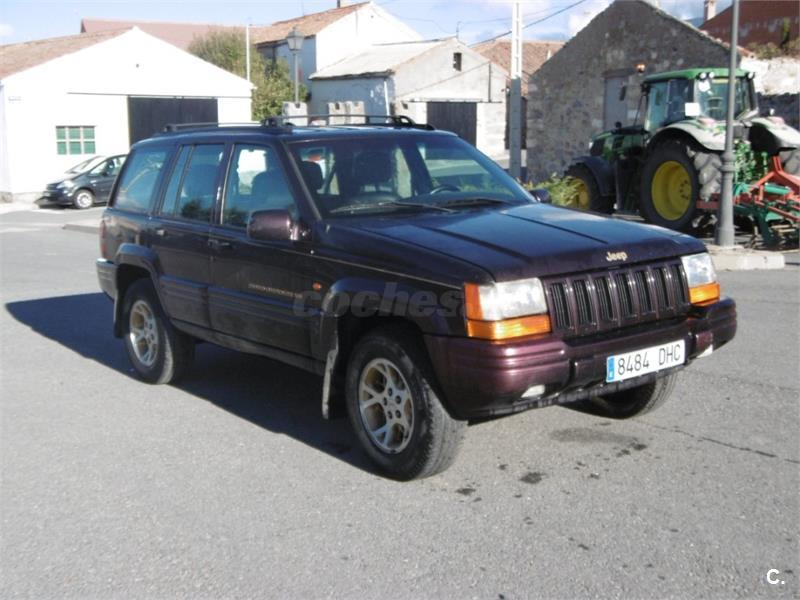 JEEP Grand Cherokee LIMITED 2.5TD 5p.