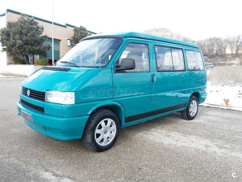 Volkswagen Multivan 2.4d westfalia
