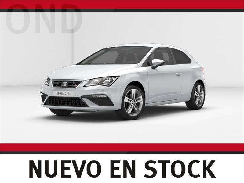 SEAT Leon SC 2.0 TDI 110kW DSG6 StSp FR Plus 3p.