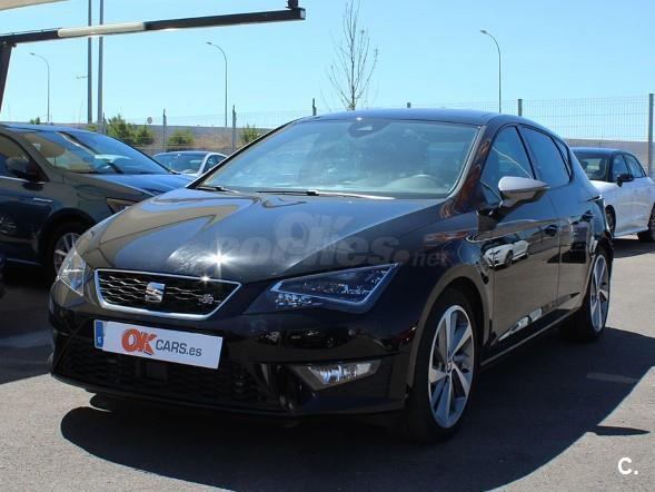 SEAT Leon 1.4 TSI 150cv ACT DSG7StSp FR Advanced 5p.
