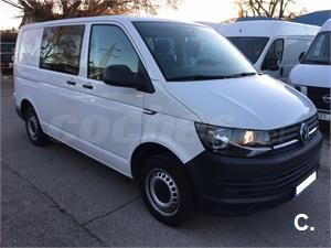 VOLKSWAGEN Transporter Mixto Corto TN 2.0 TDI 62kW84CV BMT