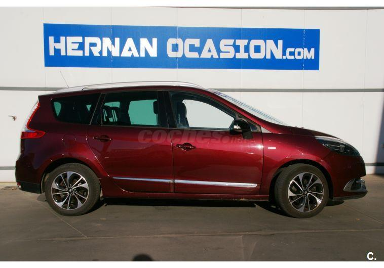 RENAULT Grand Scenic BOSE Energy dCi 130 eco2 7p 5p.