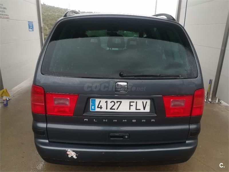 SEAT Alhambra 2.0 TDI 140cv Stylance 5p.