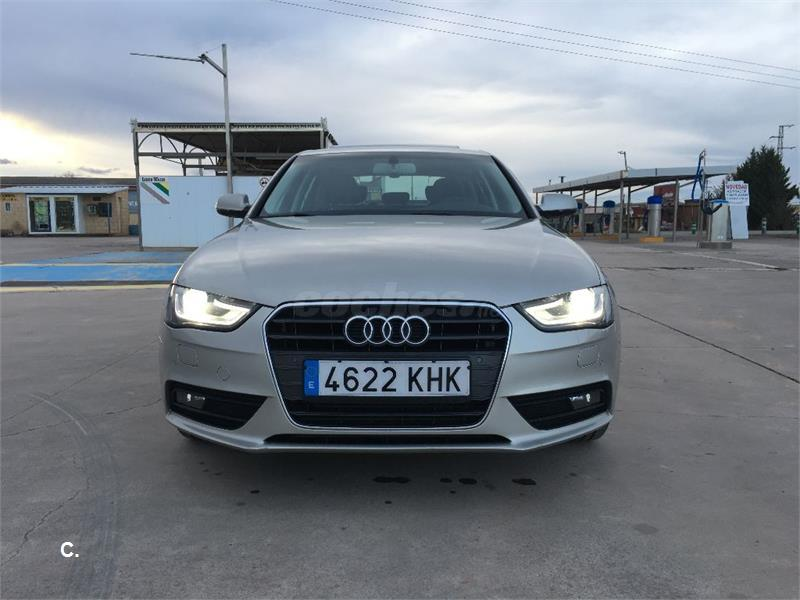 AUDI A4 2.0 TDI 120CV S line limited edition 4p.