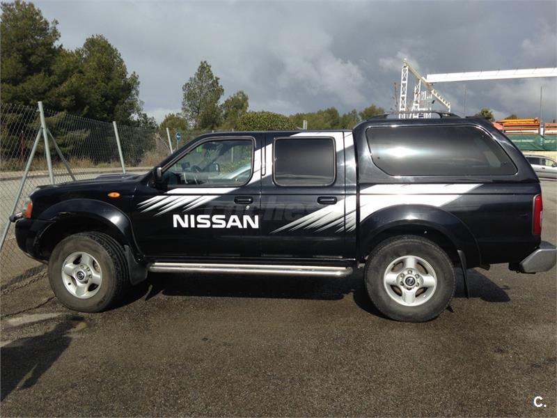 NISSAN Pickup 4X4 Doble cabina Rally Raid 4p.