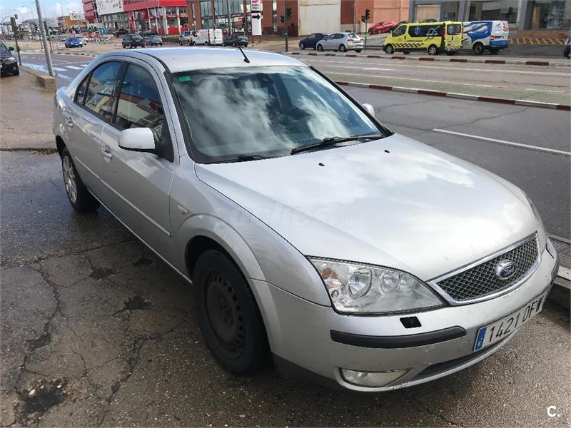 FORD Mondeo 2.0 TDci 115 Ambiente 4p.