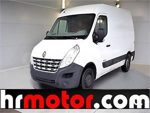 RENAULT Master Furgon P L3H2 3500RS dCi 125 E5
