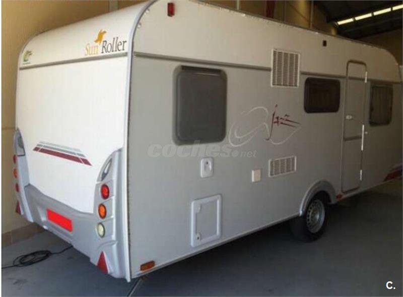 caravana sun roller jazz 49 cp