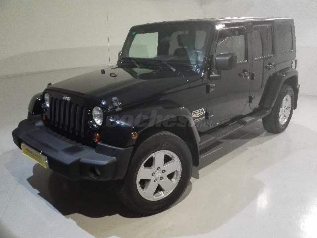JEEP Wrangler Unlimited 2.8 CRD Sahara Confort 4p.