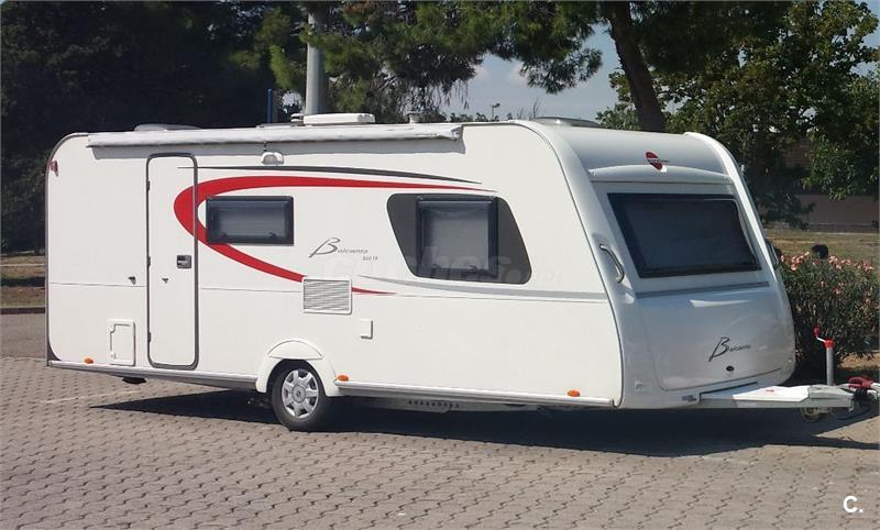 Caravana Burstner Belcanto 560 TK