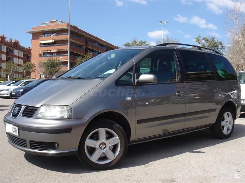 SEAT Alhambra 1.9 TDi 115CV Signa 5p.