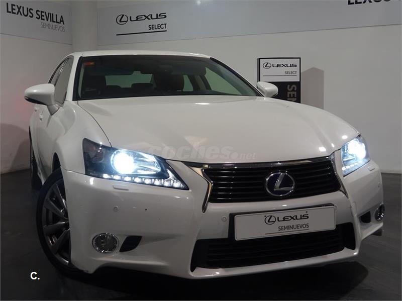 LEXUS GS 450h Hybrid Drive 4p.