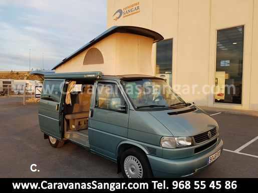 VW California T4 Volkswagen CARAVANAS SANGAR