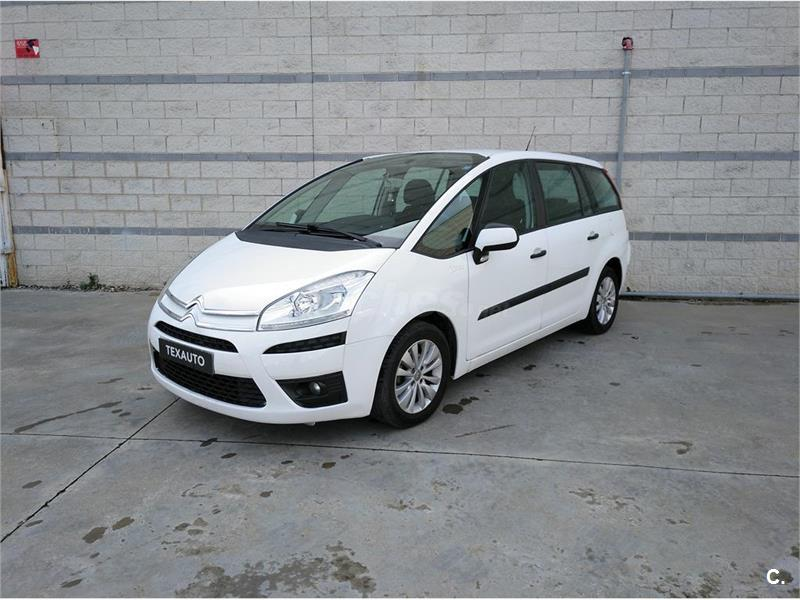 CITROEN Grand C4 Picasso 1.6 HDi 110cv First 5p 5p.